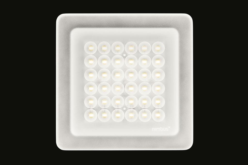 Modul Q 36 / 2006 / der Archetyp der Nimbus LED-Leuchte