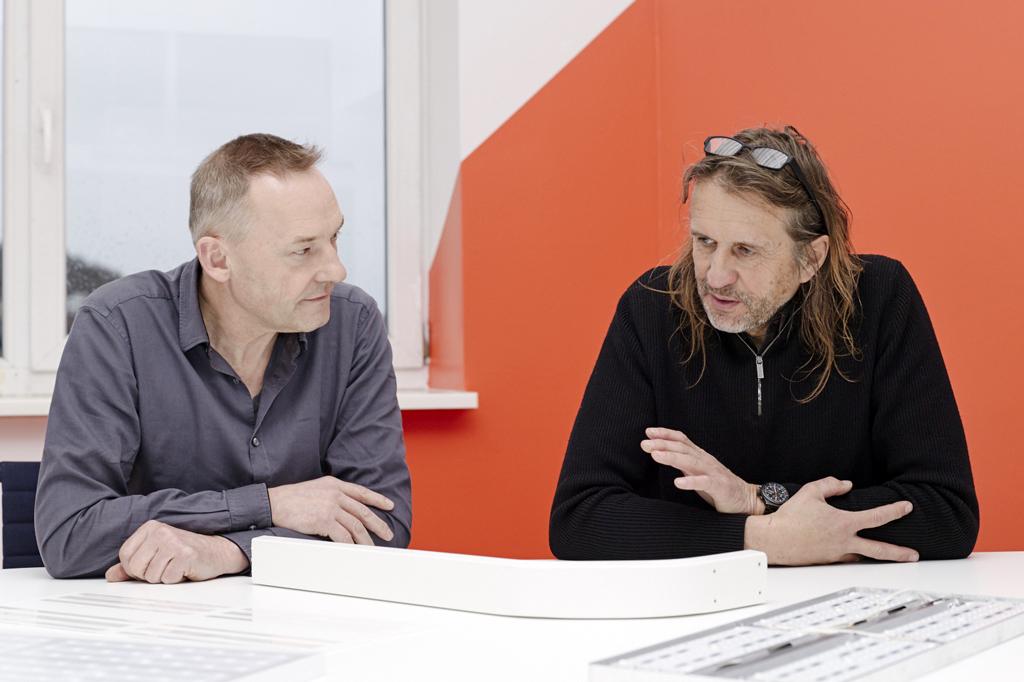 Dietrich F. Brennenstuhl, Head of Design im Gespräch mit Rupert Kopp